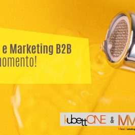 Bonus Idrico e Marketing B2B attraverso il sales network B2B KubettONE