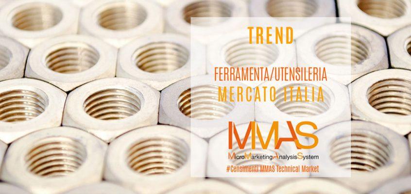 Dati e Trend Mercato Italia Ferramenta Utensileria 2017