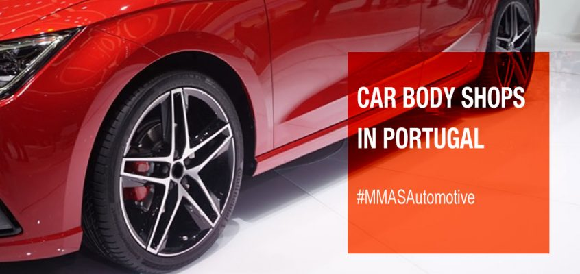 Car Body Shops in Portugal