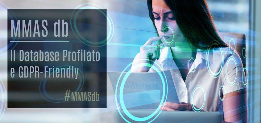 MMAS db, il Database degli Operatori del tuo settore, Profilato e GDPR-Friendly