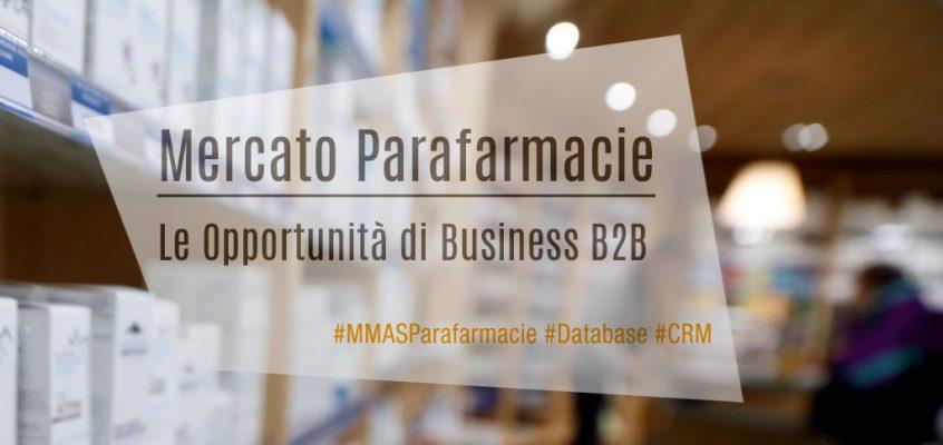 Mercato Parafarmacie, dalla Nascita a Oggi: le Opportunità di Business B2B